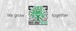 BestraMed Forest project in 2018 continued in Plovdiv